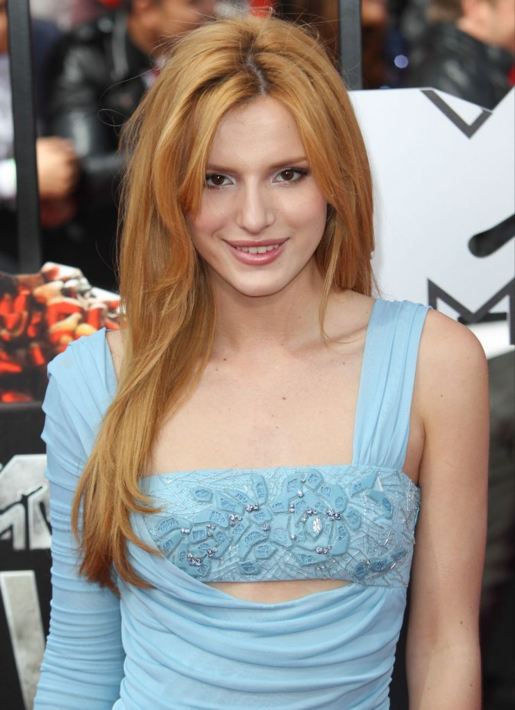 bella thorne plastic surgery before after