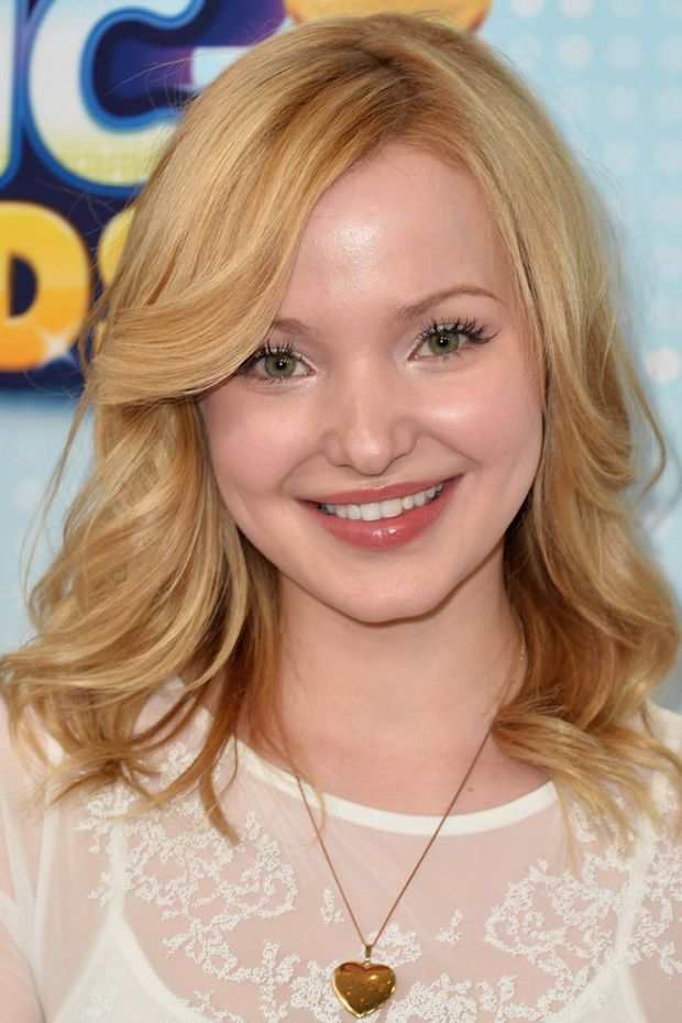 dove cameron teeth