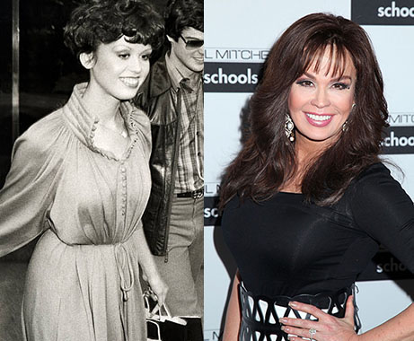 marie osmond breasts