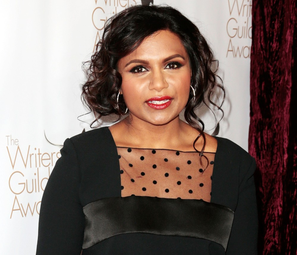 mindy kaling lip fillers