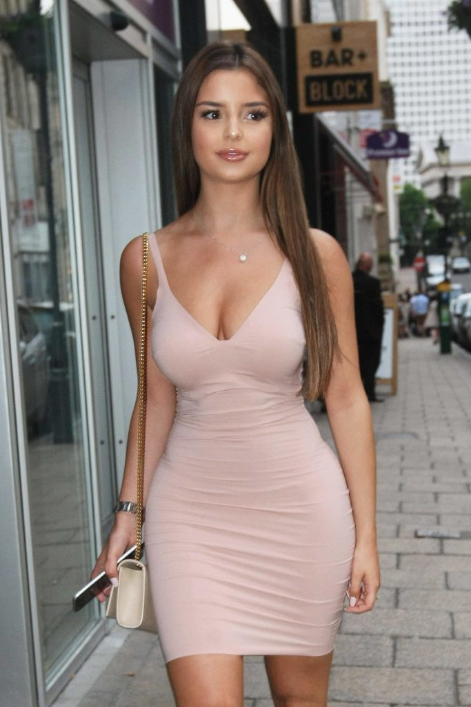 demi rose before and after
