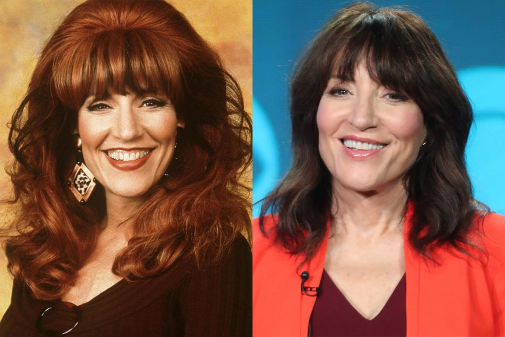 Katey Sagal before and after