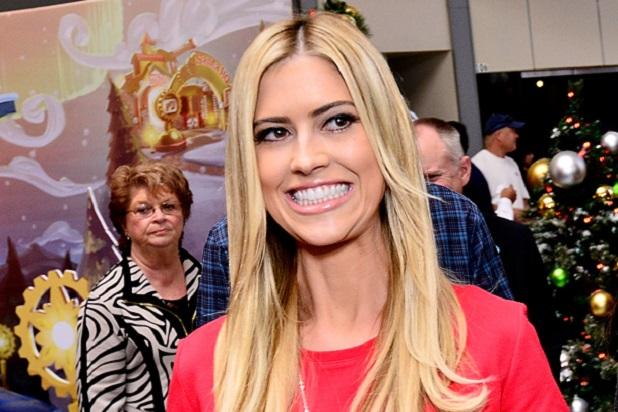 christina el moussa no makeup
