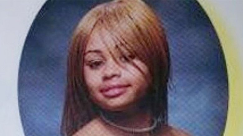 blac chyna before