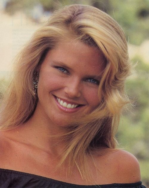 christie brinkley face