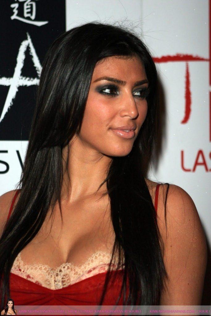 kim kardashian pre surgery