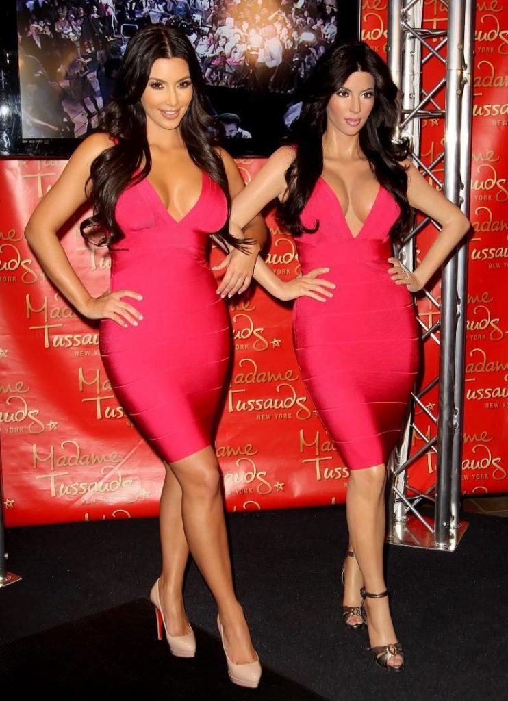 kim kardashian before and after pics