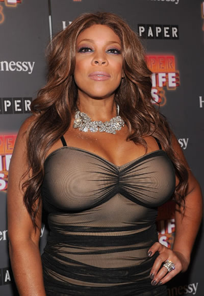 wendy williams tits